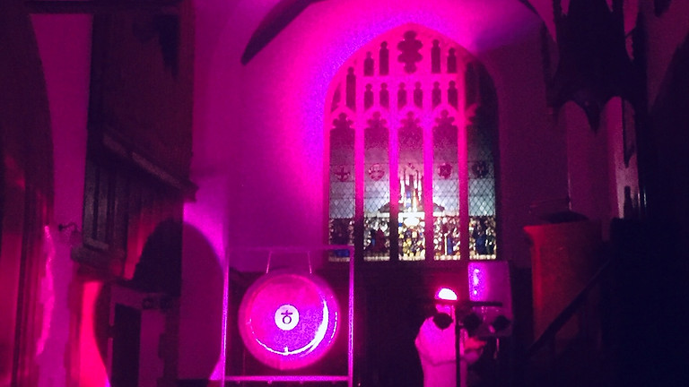 Tue 5th October -  Stoke Newington The Old Church