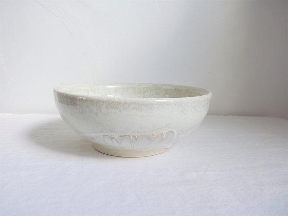 Opal White Bowl | No. 02