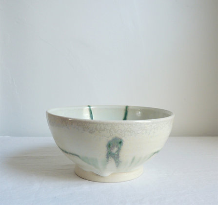 Seismic Wave Bowl | No. 06