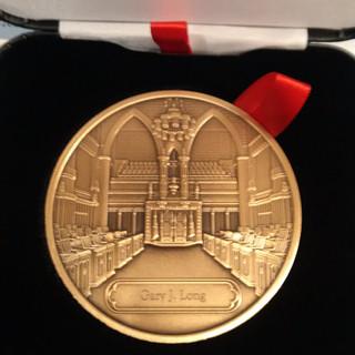 Senate of Canada 150 Medal