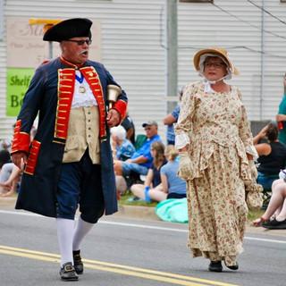 2018 Berwick Gala Days Parade