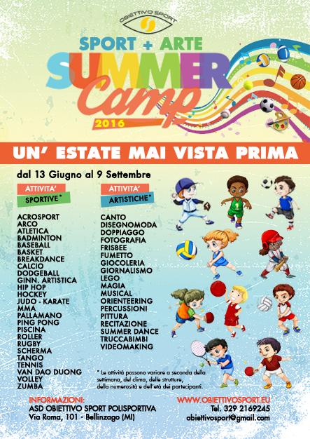 Summer Camp Obiettivo Sport_fronte_GP