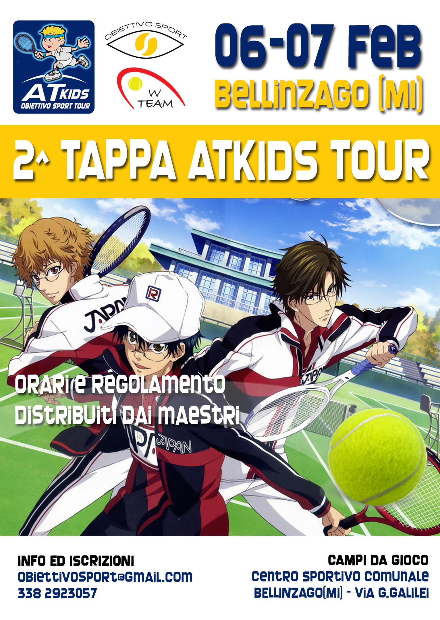 ATKids Tour 2^ Tappa