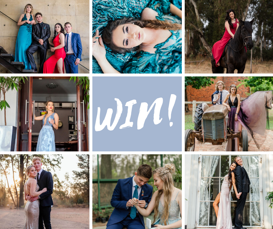 Beyatiful Matric Dance Imagery and Video Footage to complete the year's memories in style.