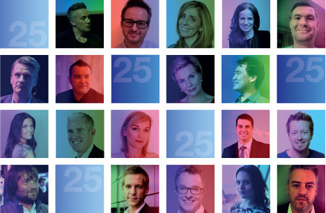Holmes Report: Top Innovator 25