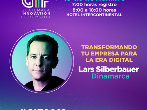 Next Week: Guatemala Innovation Forum