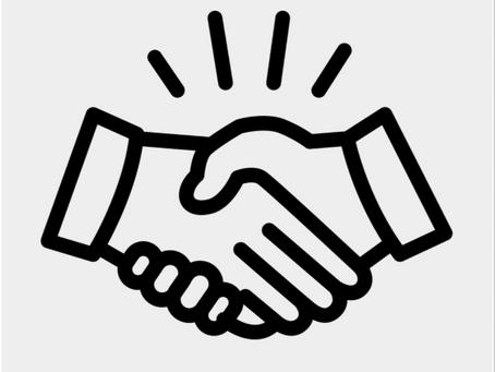 Handshake App - UX Writing