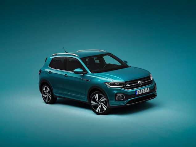 VW T-Cross Studio