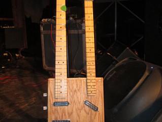 5 Year of CMR Cigar Box Guitars