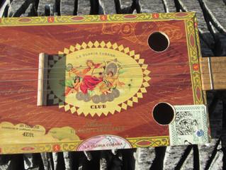 New CMR Cigar Box Guitar Store