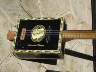 CMR Cigar Box Guitar make Gifts