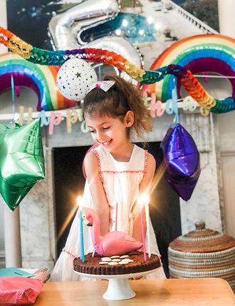 Lockdown 5th Birthday