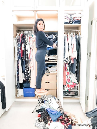 Sandy's Closet Cure