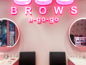 Brows-a-Go-Go