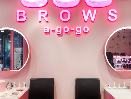 Brows-a-Go-Go