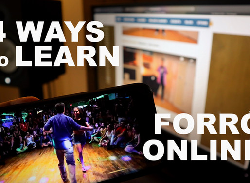 4 Ways to learn forró online