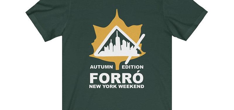 Forró New York Weekend Autumn Edition T-Shirt