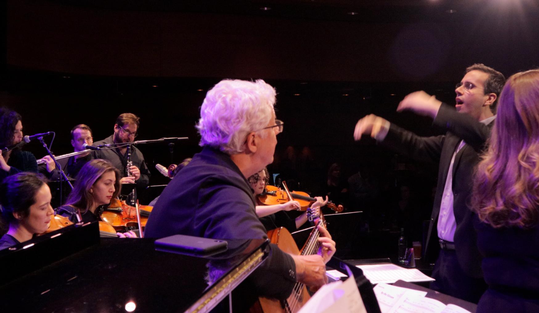 Rafael Piccolotto de Lima & Romero Lubambo at Lincoln Center