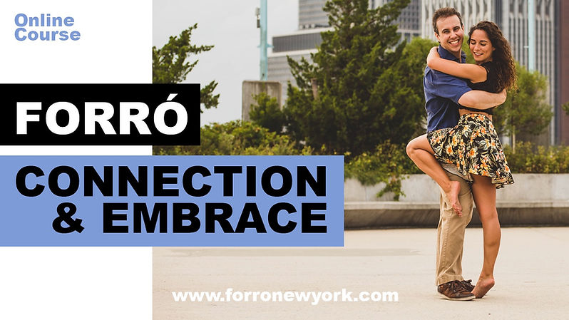 forró connection and embrace online course