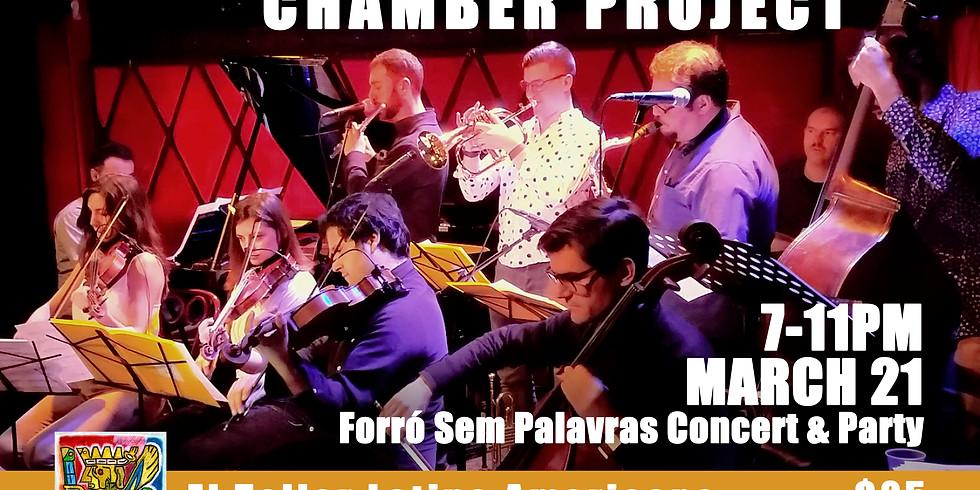 Forró Sem Palavras Concert & Party