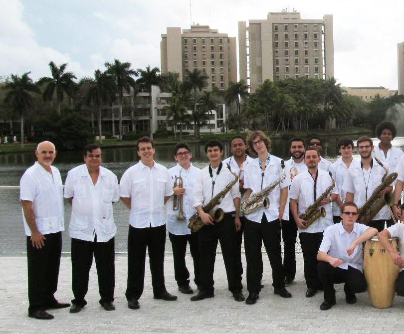 Frost Salsa Band at University of Miami