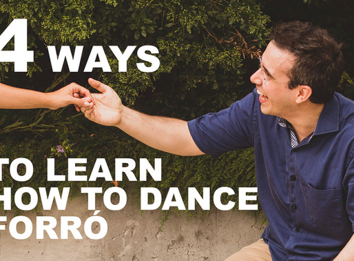 4 Ways to learn how to dance forró