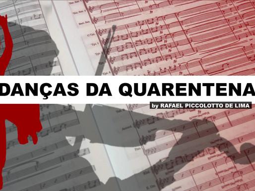Danças da Quarentena - Um projeto de colaboração internacional