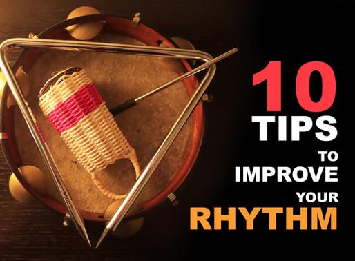 10 tips to improve your rhythm on the dance floor