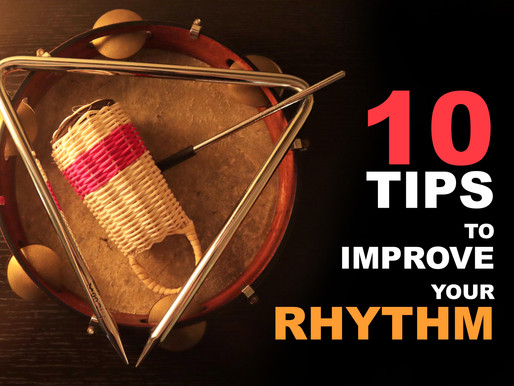 10 tips to improve your rhythm on the dance floor