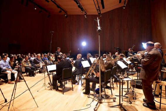 Rafael Piccolotto de Lima & NY Jazz Composers' Mosaic Orchestra