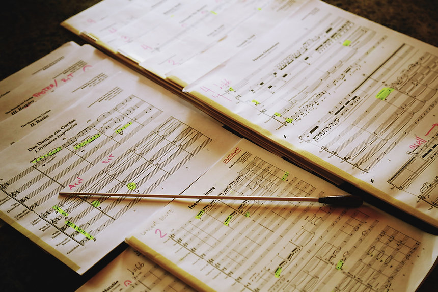 grades orquestrais concerto orquestra un