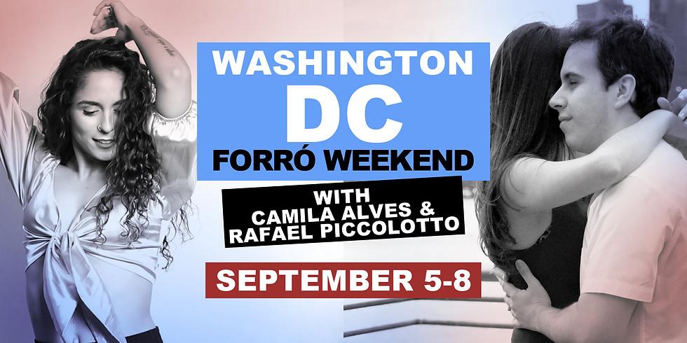 Washington DC FORRÓ WEEKEND