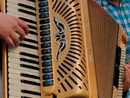 An accordionist saga in New York City
