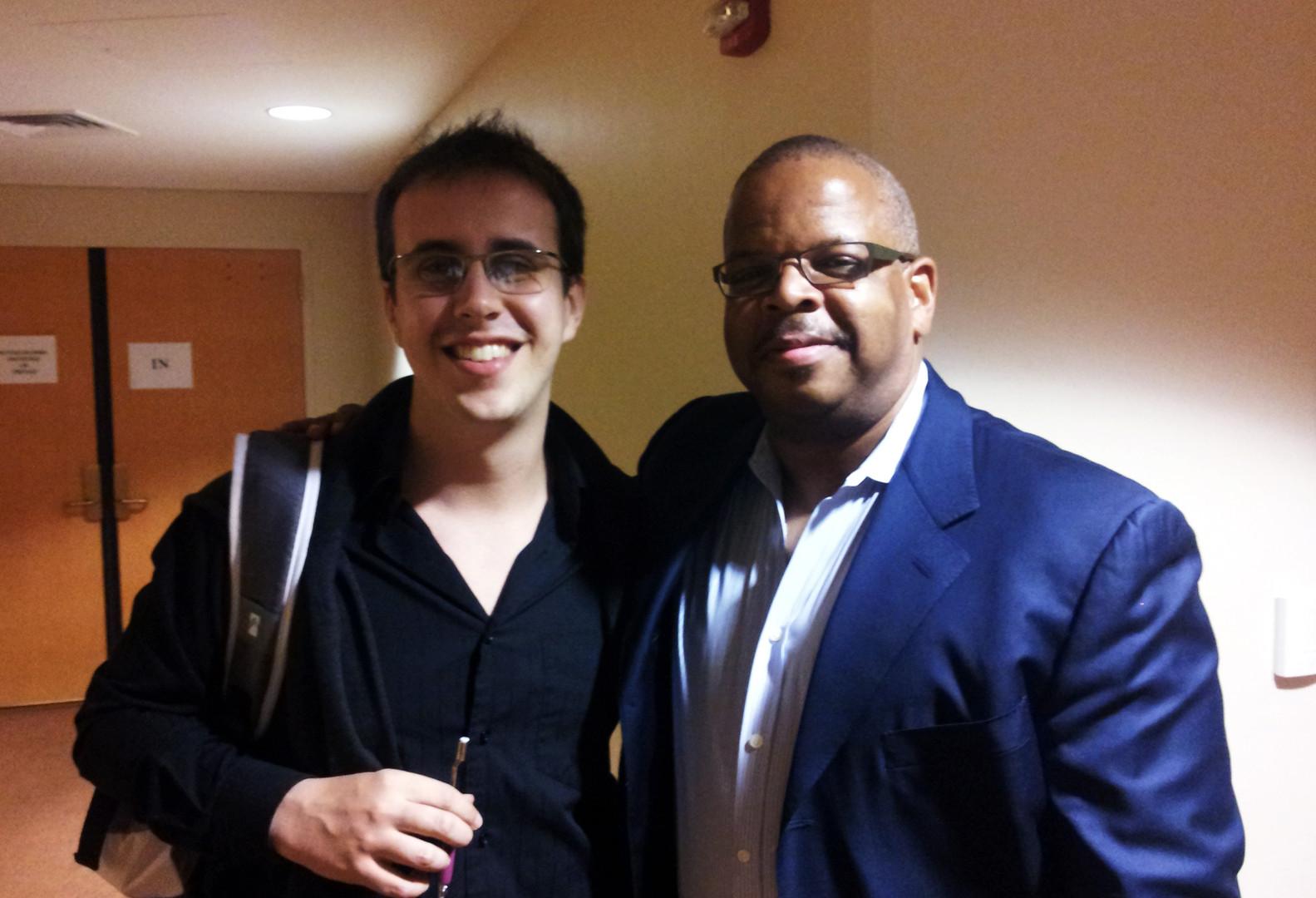 Rafael Piccolotto de Lima & Terence Blanchard