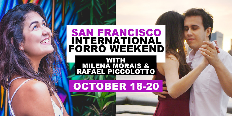 San Francisco International FORRÓ WEEKEND
