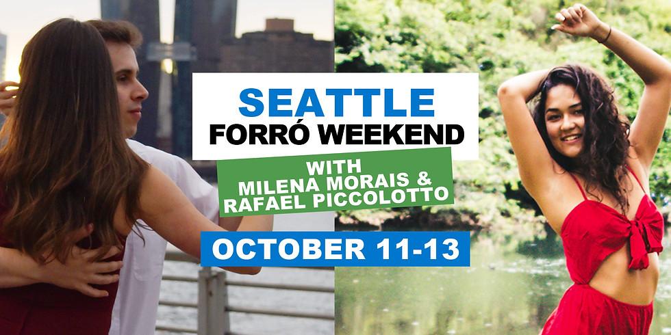 Seattle FORRÓ WEEKEND