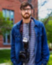 Headshot of director John Osterhoudt
