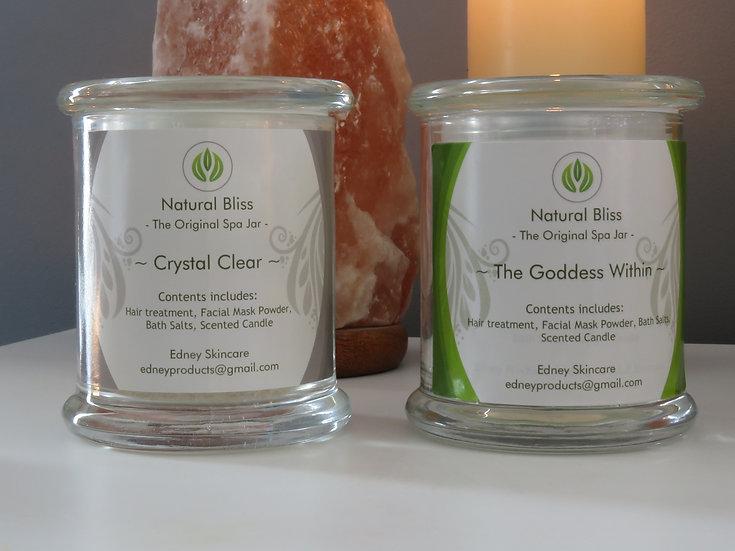 Natural Bliss - The Original Spa Jar