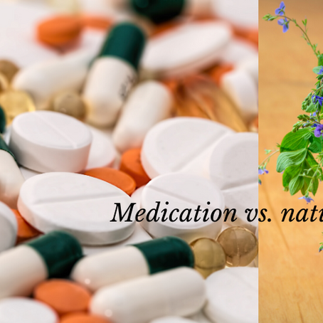 A.D.H.D - Medication or Natural Remedies?