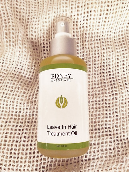 Leave In Hair Treatment