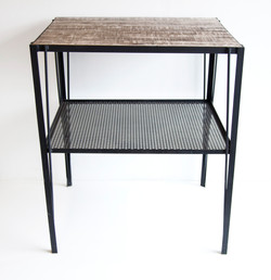 Salvaged Industrial Table