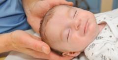 L'ostéopathie pour les bébés !