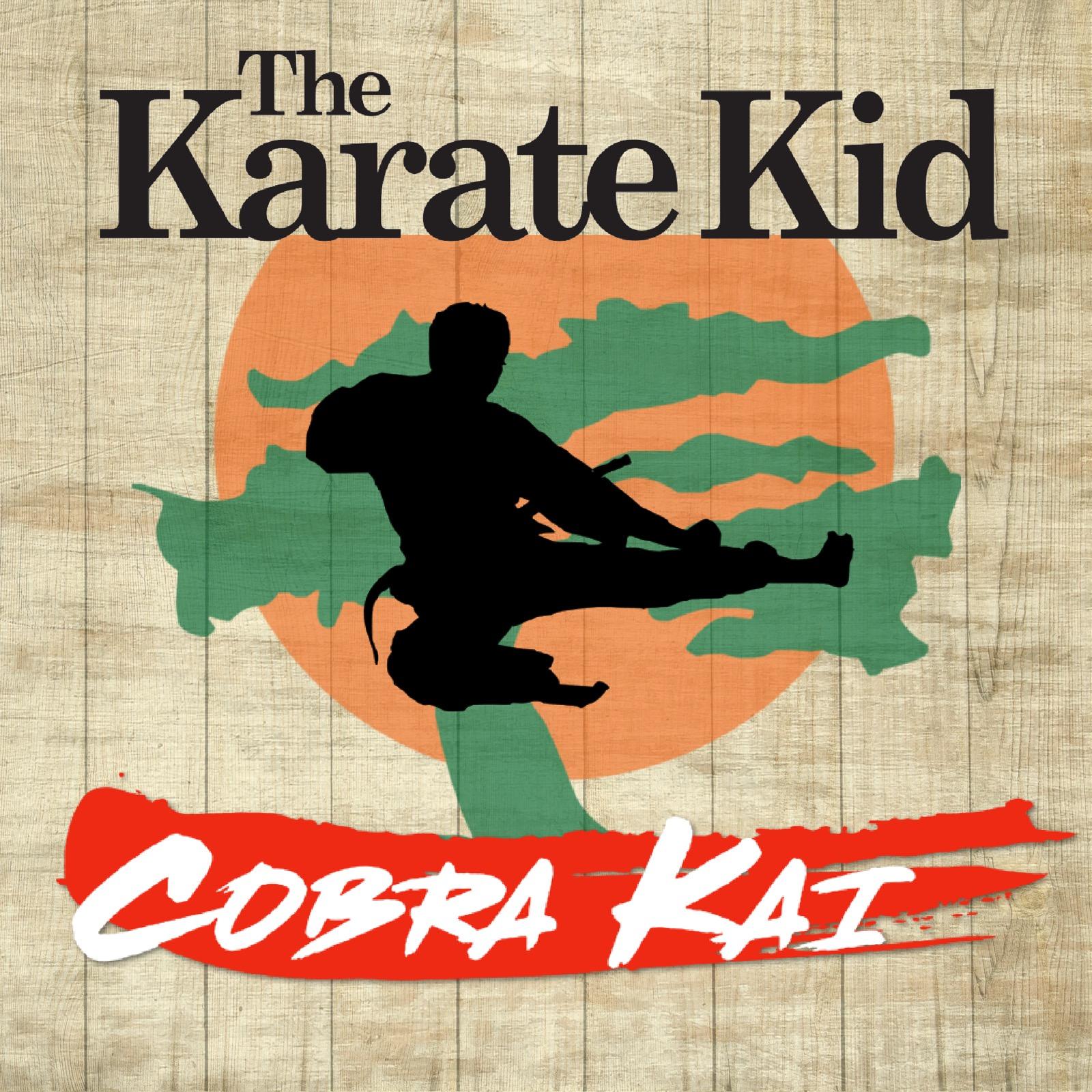 KARATE KID & COBRA KAI
