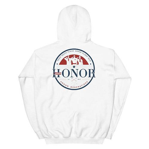 Honor Among Generations Hoody Navy Blue