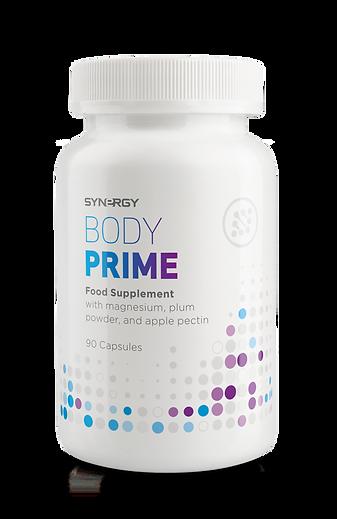 Učinkovita priprava na vaš dan - prebava - magnezij - Synergy Body Prime