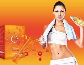 Za energijo poskrbi energijski napitek Synergy E9