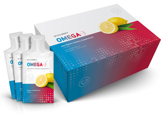 Synergy Omega-3 gel