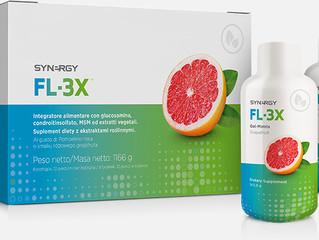 Synergy Fl-3x gel z glukozaminom