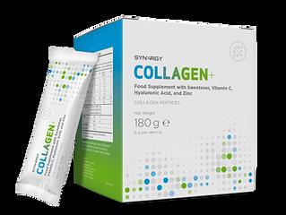 S kolagenom do boljšega zdravja - novi Synergy Collagen+