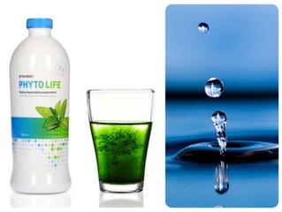 Prečiščena voda v Synergy izdelkih